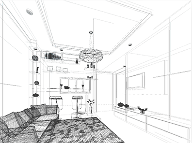 SB Signature Staging, LLC Interior Blueprint